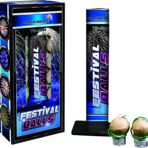 FESTIVAL BALLS