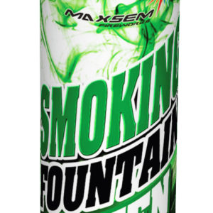 SMOKING FONTAIN GREEN