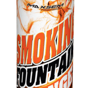 SMOKING FONTAIN GREEN ORANGE