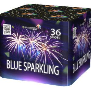 BLUE SAPRKLING